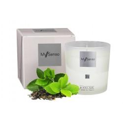 Candela profumata N°21 Green Tea