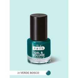 MY NAIL Gel & volume effect 21 VERDE BOSCO