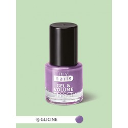 MY NAILS Gel & volume effect 19 GLICINE