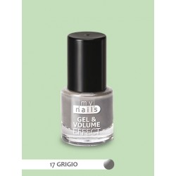 MY NAILS Gel & volume effect 17 GRIGIO