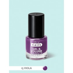 MY NAILS Gel & volume effect 15 VIOLA