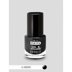 MY NAILS Gel & volume effect 11 NERO