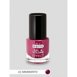 MY NAILS Gel & volume effect 07 AMARANTO